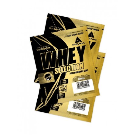 Peak Whey Selection 30 gr.