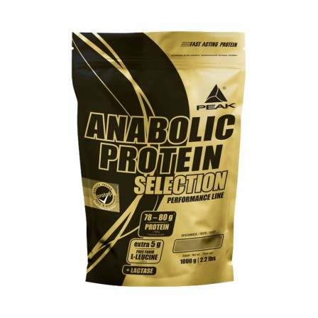 Peak Anabolic Protein Selection 1000 gr.