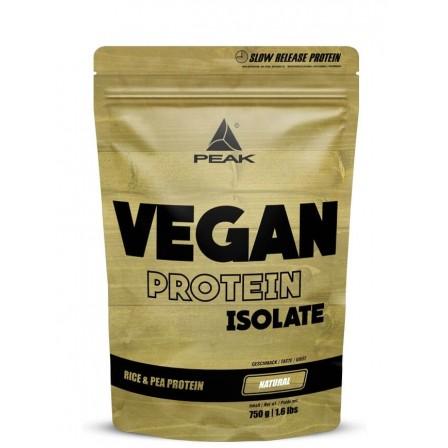 Peak Vegan Protein Isolate 700 gr.