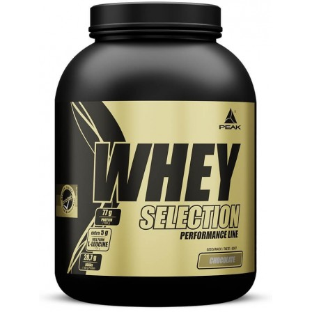 Peak Whey Selection 1800 gr.