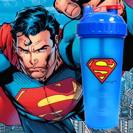 Performa Shaker Superman 800 ml.