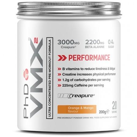 PhD VMX2 200 gr.