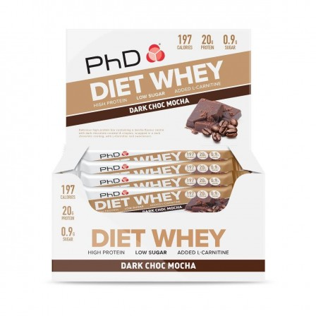 PHD Diet Whey Bar 65 gr.