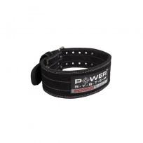 Power System PowerLifting Belt Black / Трибойски Колан