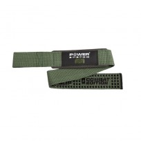 Power System Lifting Straps X Combat Green - Фитили