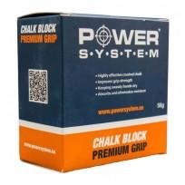 Power System Chalk Block 56 gr. - Магнезий Талк за Ръце