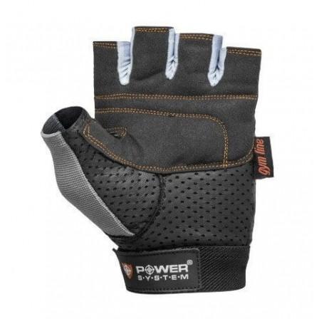 Power System Power Plus Grey / Фитнес Ръкавици