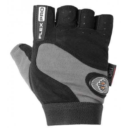 Power System Flex Pro Black / Фитнес Ръкавици