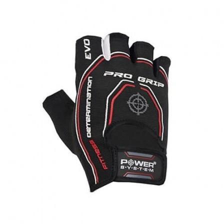 Power System Pro Grip Evo Black / Фитнес Ръкавици