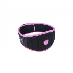 Power System Fitness Belt Woman's Power Pink - Дамски тренировъчен колан