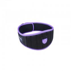 Power System Fitness Belt Woman's Power Purple - Дамски тренировъчен колан