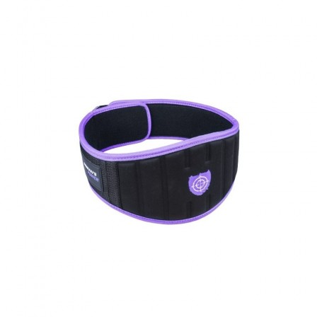 Power System Fitness Belt Womans Power Purple - Дамски тренировъчен колан