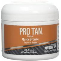 Pro Tan Instant Quick Bronze Top Coat Sheen Gel 58 gr.