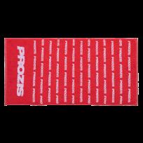 Prozis Gym Towel Red - Хавлия за фитнес