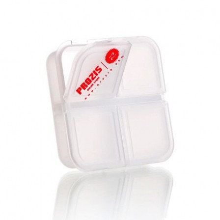 Prozis Sport Pill box with 4 compartments