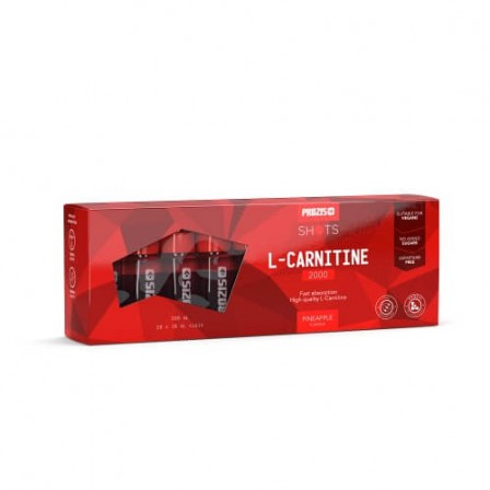 Prozis L-Carnitine 2000 10ml.