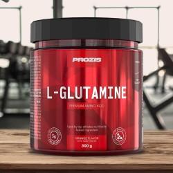 Prozis L-Glutamine 300 gr. Flavoured