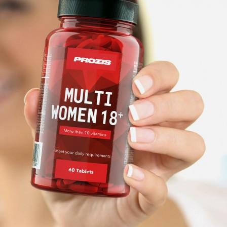 Prozis Multi Women 18+ 60 tab.