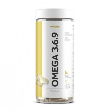 Prozis Omega 3-6-9 120 softgels