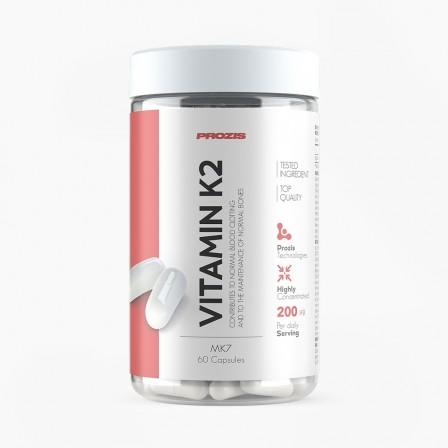 Prozis Vitamin K2-MK7 200 mcg 60 caps.