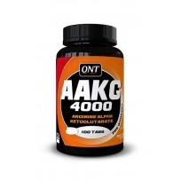 QNT AAKG 4000 100 tabs.