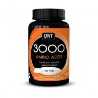 QNT Amino Acid 3000 100 tabs.