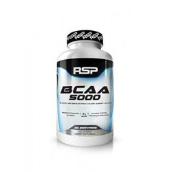 RSP Nutrition BCAA 5000 240 caps.