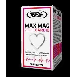 Real Pharm Max Mag Cardio 90 tab.