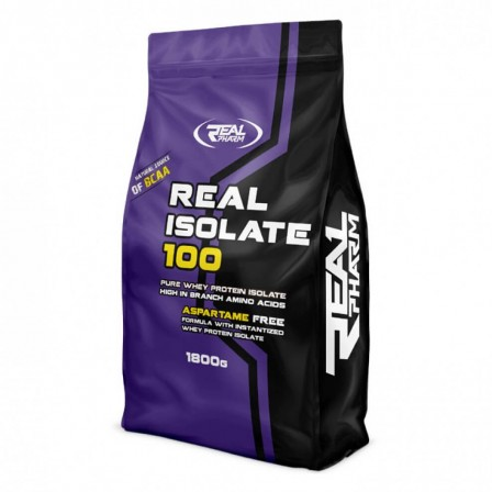 Real Pharm Real Isolate 100 1800 gr.