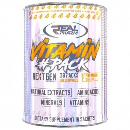 Real Pharm Vitamin Pack 30 Packs