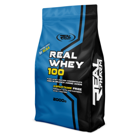 Real Pharm Real Whey 100 2000 gr.