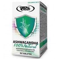 Real Pharm Ashwagandha 90 tabs.
