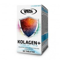 Real Pharm Kolagen+ 60 tab.