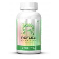 Reflex Nutrition Green Tea 100 caps.