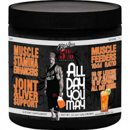 Rich Piana All day you may 15.5 gr. (1 доза)