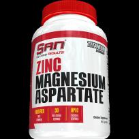SAN Zinc Magnesium Aspartate 90 caps.