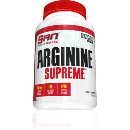 San Arginine Supreme 100 tabs.