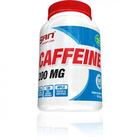 San Caffeine 100 caps.