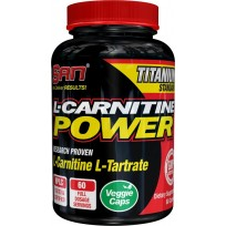 San L-Carnitine Power 60 caps.