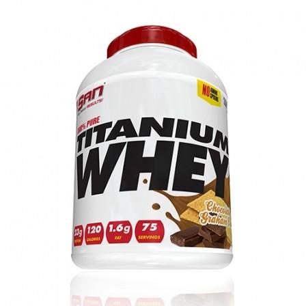 San 100% Pure Titanium Whey 2270 gr.