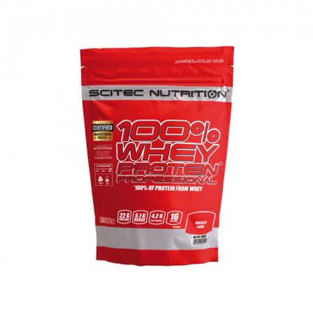 Scitec Nutrition 100% Whey Professional 500 gr.