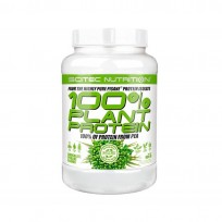 Scitec Nutrition 100% Plant Protein 900 gr.
