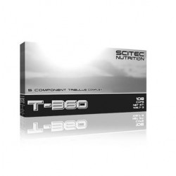 Scitec Nutrition T-360 108 caps.