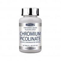 Scitec Nutrition Chromium Picolinate 100 tabs.