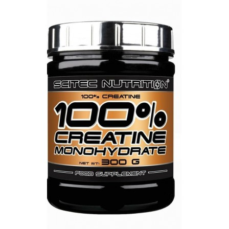 Scitec Nutrition 100% Creatine Monohydrate 300 gr.