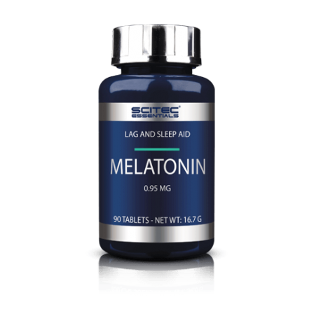 Scitec Nutrition Melatonin 90 tabs.