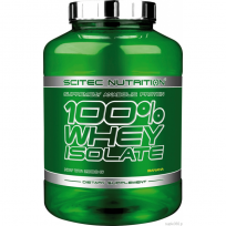 Scitec Nutrition 100% Whey Isolate 2000 gr.