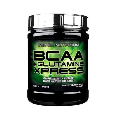 Scitec BCAA Express + Glutamine 300 gr.