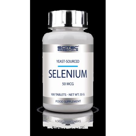 Scitec Nutriton Selenium 100 tab.