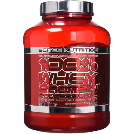Scitec Nutrition 100% Whey Professional 2350 gr.